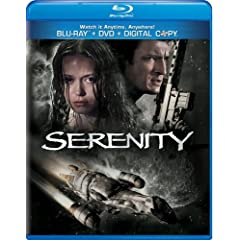 Serenity [Blu-ray/DVD Combo + Digital Copy]
