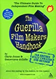 img - for The Guerilla Film Makers Handbook with CDROM by Jones, Chris, Jolliffe, Genevieve (2000) Paperback book / textbook / text book