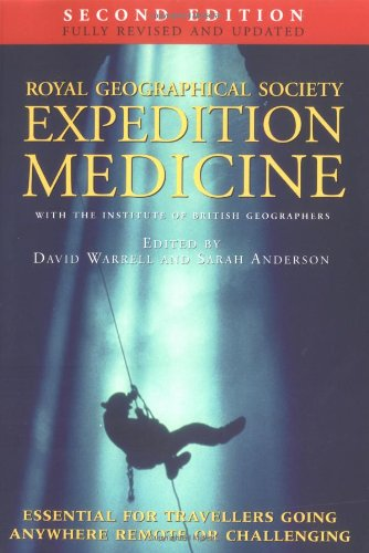 The Royal Geographical Society Expedition Medicine