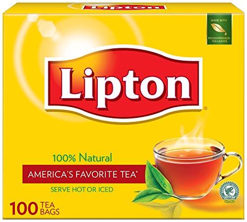 Lipton Tea Bags, 100 Tea Bags