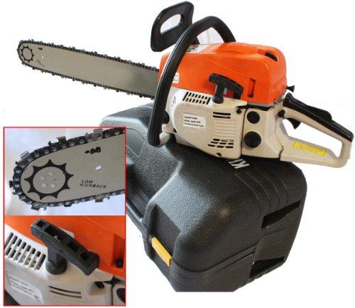 20 Gas Portable Chain Saw Chainsaw Aluminum Crankcase