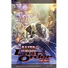 Battle Angel Alita: Last Order, Vol. 13 by Yukito Kishiro