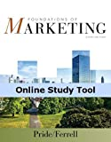 CourseMate Online Study Tool Access to Accompany Pride/Ferrell's Foundations of Marketing [Instant Access]