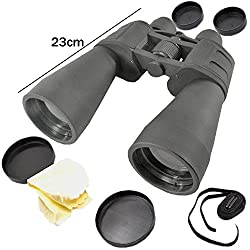 COMET 10X50 Powerful Prism Binocular Telescope with Pouch - 24