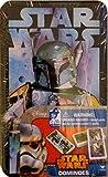 Star Wars By Disney Boba Fett Domino Tin Set Box