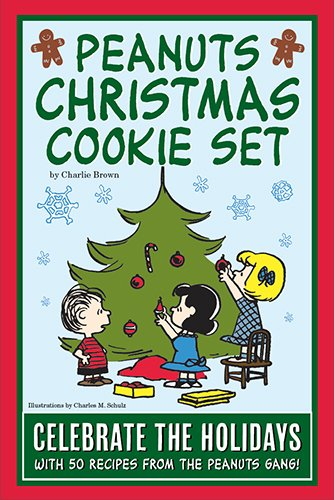Peanuts Christmas Cookies What Word Could You Not Like The