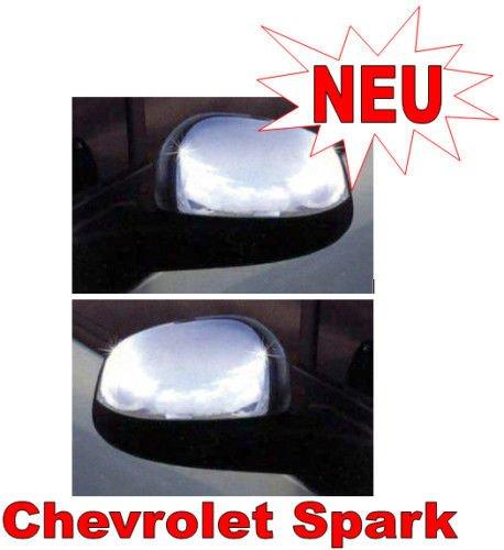 Chevrolet spark effet miroir chrom miroir for Miroir chevalet