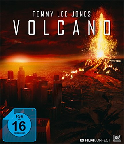 Volcano - Limited Digipack (+ Lentikularkarte) [Blu-ray] [Limited Edition]