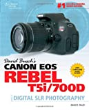David Busch David Busch's Canon EOS Rebel T5i/700D Guide to Digital SLR Photography (David Busch's Digital Photography Guides)