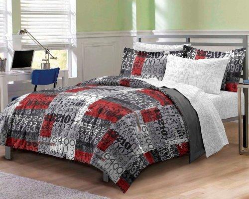 Teen Boys Comforters Modern