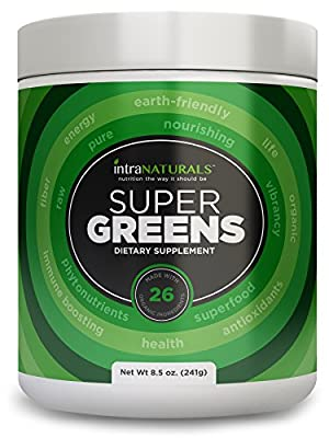 Super Greens Organic Vegan Greens Superfood