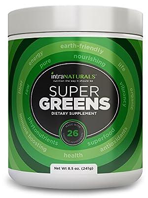 Super Greens Organic Vegan Greens Superfood
