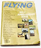 img - for Flying 50th Anniversary Issue: Aviation Past, Present and Future (September 1977) book / textbook / text book
