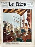 RIRE (LE) [No 553] du 07/09/1929 - L'...