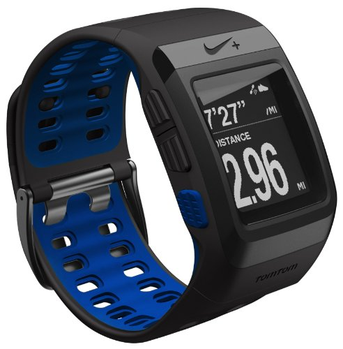 Tom Tom Nike+ SportWatch GPS Colore Antracite/Blue Glow