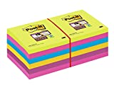 Post-it 65412SSU Notes Super Sticky neongrün