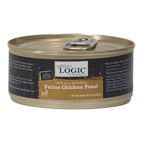 Nature's Logic Feline Chicken Feast