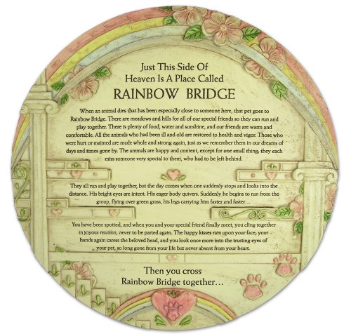 Rainbow Bridge Memorial Stone : Squidoo page not found