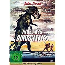Coverbild: Jules Verne - Insel der Dinosaurier