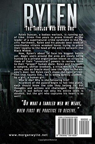RYLEN (The Tangled Web Book 1): Volume 1
