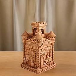 Department 56 Heirloom Box-Rapunzel