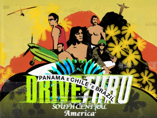 Drive Thru South Central America Season 1 movie