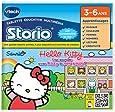 Vtech - 231105 - Storio 2 et générations suivantes - Jeu éducatif - Hello Kitty