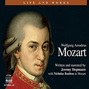The Life and Works of Mozart Audiobook