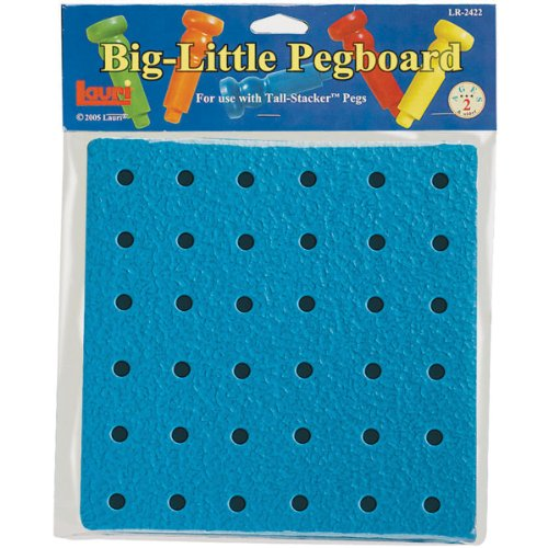 Patch Products 2422 Big Little Pegboard - 8 in. - 1