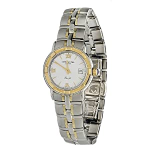 Raymond Weil Women's 9440-STG-00307 Parsifal Stainless Steel Case & 18k Gold Bracelet Watch from Raymond Weil