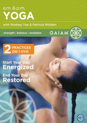 gaiam-am-and-pm-yoga-dvd-2004-edizione-regno-unito