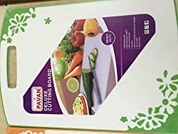 pavan colour chopping boards 10mm medium free 1 knife 1 peeler
