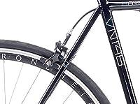 2015 Viking Havana Flat Bar Single Speed Fixie Fixed Gear Bike Black from Avocet