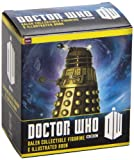 Doctor Who: Dalek Collectible Figurine and Illustrated Book (Mga Mini Kits: Doctor Who)