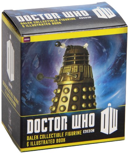 Doctor Who: Dalek Collectible Figurine and Illustrated Book: The Doctor and the Daleks (Running Press Mini Kits)