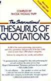 img - for The International Thesaurus of Quotations book / textbook / text book