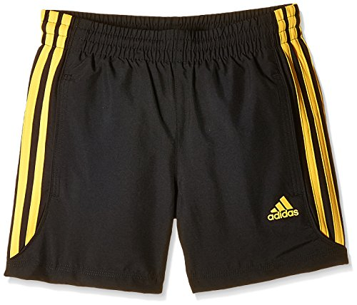 adidas Boys' Shorts (AK2050_Black and Gold_6 - 7 years)  available at amazon for Rs.769