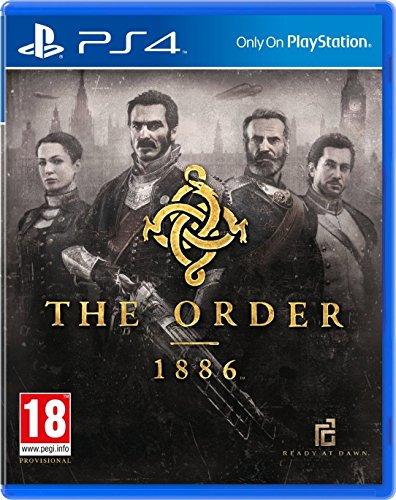 The Order: 1886 (PS4) [Edizione: Regno Unito]