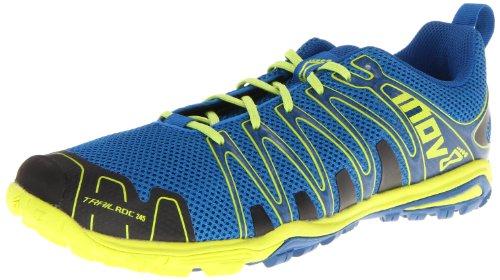 Inov-8 Trailroc 245 Trail Running Shoe,Blue/Lime,5 M US