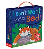 I Don't Want to Go to Bed! Book & Puzzle Set