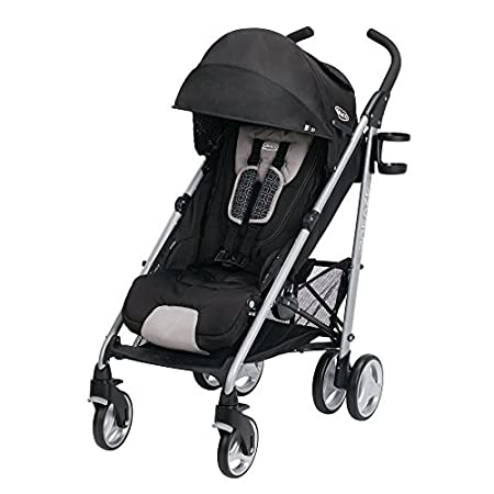 Graco's Breaze Click Connect, in Pierce, is the easiest folding umbrella stroller available, thanks to its innovative one-hand fold (moms like you love this feature!). Breaze accepts all Graco Click Connect infant car seats, and it holds a child from...