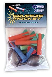Squeeze Rocket Party Pack by D&L Company by D+L Company