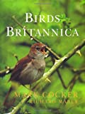 Cover of Birds Britannica by Mark Cocker Richard Mabey 0701169079