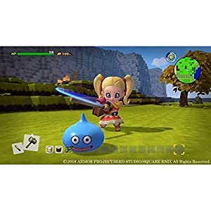 PS4 DRAGON QUEST BUILDERS 2 (JAPANESES SUBS) (ASIA)