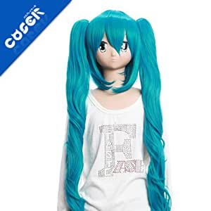 Tqglobal cosplay wig GH118 Animation cosplay Costume party Wig hair full wig ACG synthetic wig