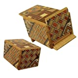 Mame 14 Steps Japanese Puzzle Box
