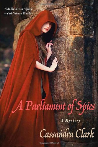 Image of A Parliament of Spies: A Mystery (Abbess Hildegard of Meaux)