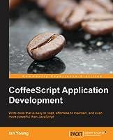 CoffeeScript Application Development Front Cover