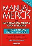 img - for Manual Merck / Manual Merck: De Informacion Medica Para El Hogar / Home Medical Information (Spanish Edition) book / textbook / text book