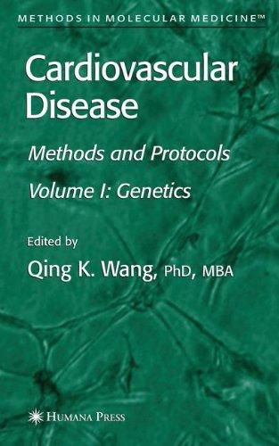 Cardiovascular Disease, Volume 1: Genetics (Methods in Molecular Medicine)